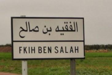 إصابة عشرة تلاميذ بالفقيه بن صالح باختناق بسبب مبيد للحشرات