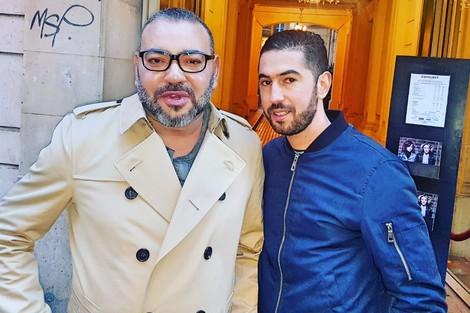 مهاجرون مغاربة.. الملك في صحة جيدة -صور