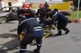 إصابة 8 أشخاص بجروح متفاوتة الخطورة أثناء أدائهم صلاة الجمعة بسلا