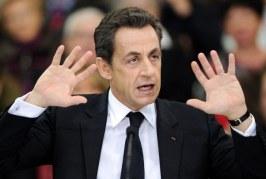 اعتقال الرئيس الفرنسي السابق ساركوزي بسبب القذافي!!