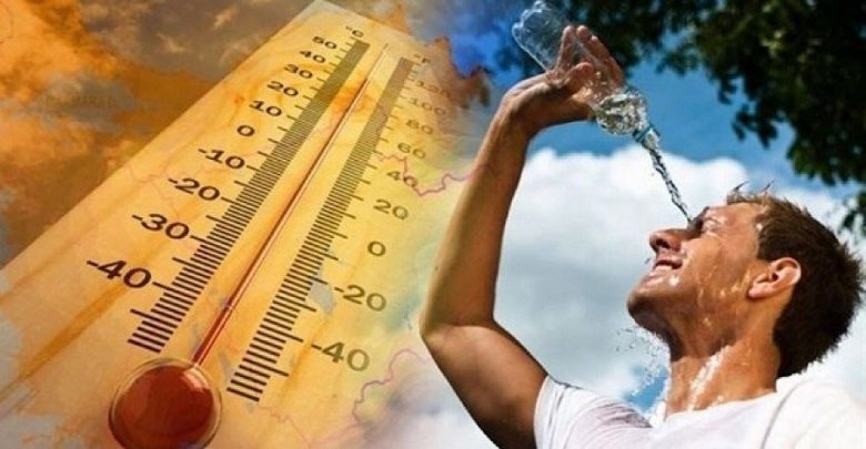 الأربعاء: الحرارة تصل إلى 45 درجة بهذه المناطق