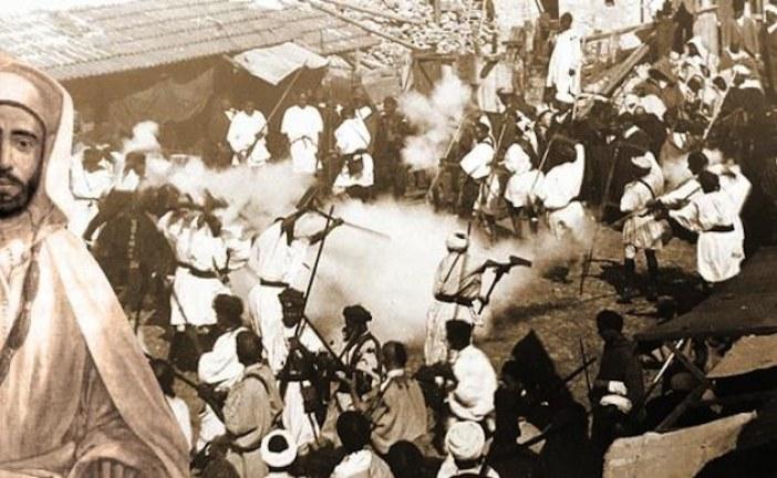 سر الحرب التي نصر فيها المغرب ليبيا ضد أمريكا
