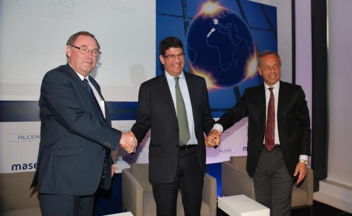«مازن» تواكب تطوير التكنولوجيا الشمسية بتوقيع اتفاقيات جديدة مع شركاء فرنسيين