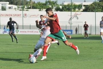 تحكيم موريتاني لمباراة الأولمبي المغربي والتونسي