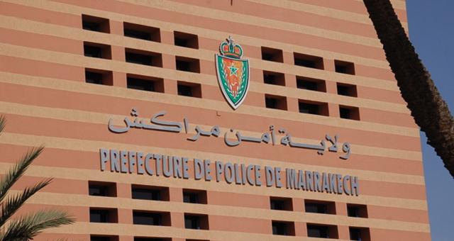 """صورة """"إف بي أي"""" المغرب يحقق مع أمنيين بمراكش بعد اعتقال زعيم عصابة"""