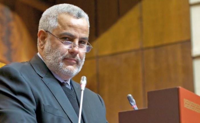 برلمان يطالب بنكيران بمتابعة منصور بتهمة السب والقذف واعتذار pjd