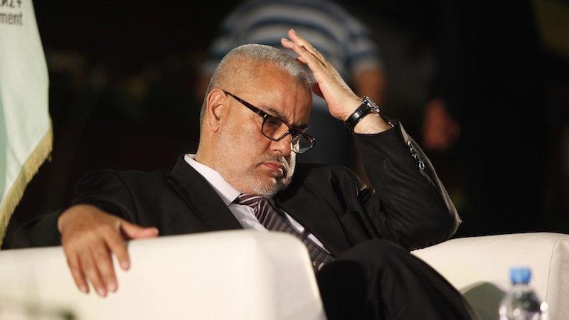 بنكيران يقر بديمقراطية المغرب ويقسم بفرحته للخسارة في انتخابات ديمقراطية