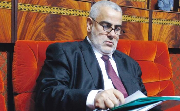 بنكيران يحرم بلاجي وبنخلدون من الترشح باسم الحزب بالرباط وتمارة