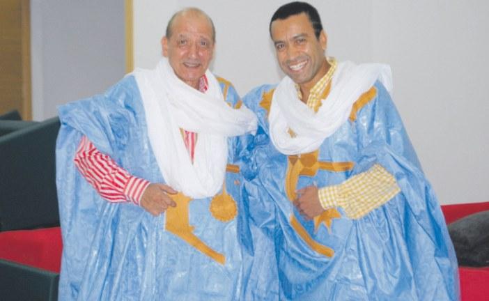 مهرجان الداخلة للضحك يكرم  بنياز والناصري والمصري سامح حسين