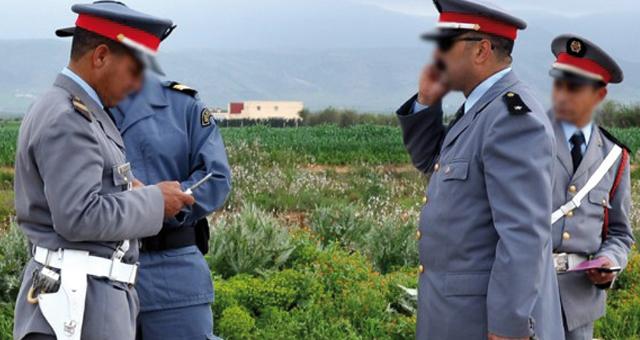 درك الفقيه بن صالح يوقف مشتبها في وقوفه وراء مقتل خليلته المطلقة