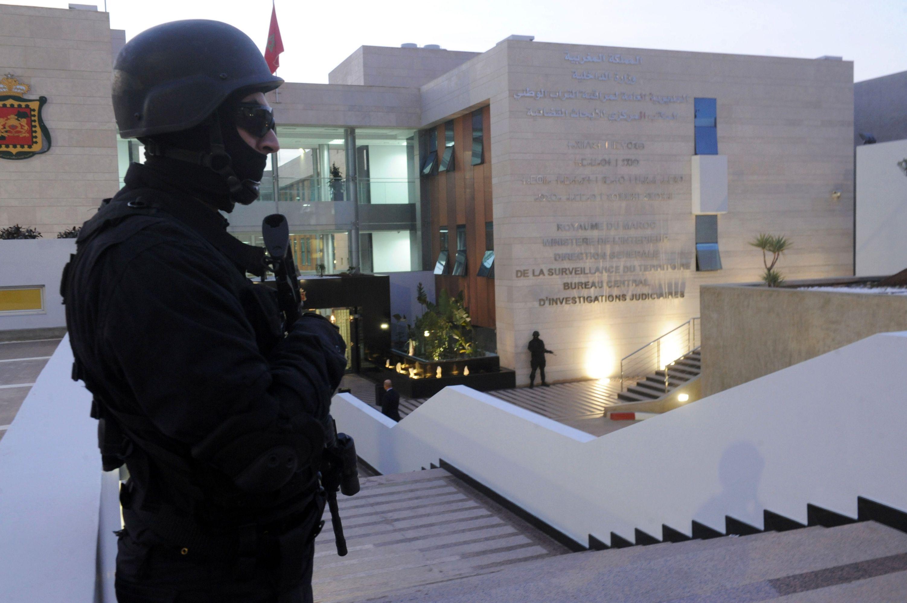 المكتب المركزي للأبحاث القضائية يوقف ستة أصوليين بفاس على صلة بخلية إرهابية