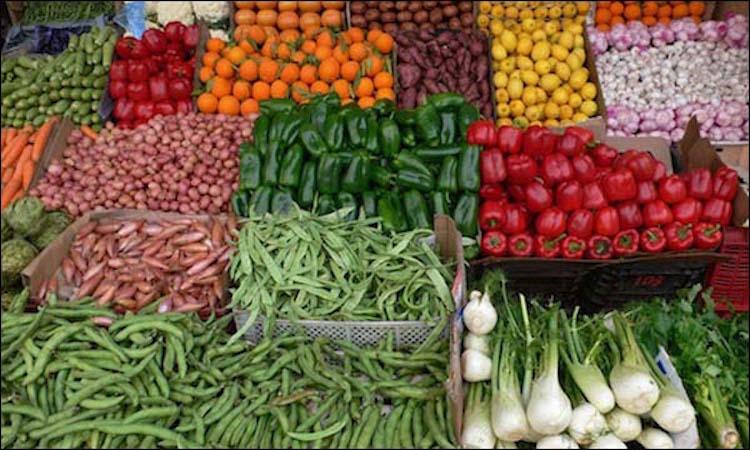 صورة حجز أكثر من 12 طنا من الخضر والفواكه المهربة بالخميسات