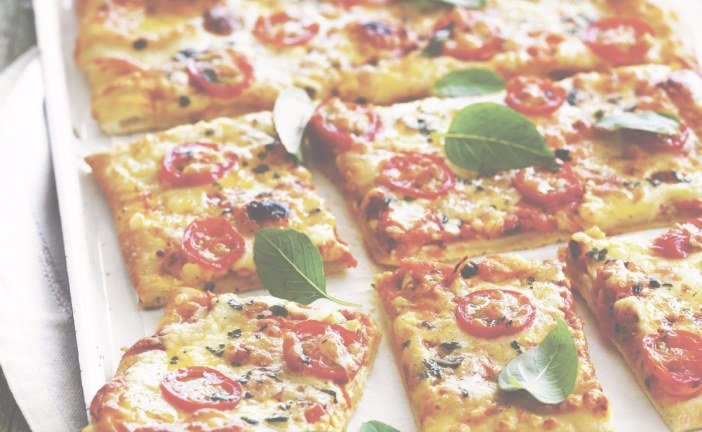 بيتزا الجبن