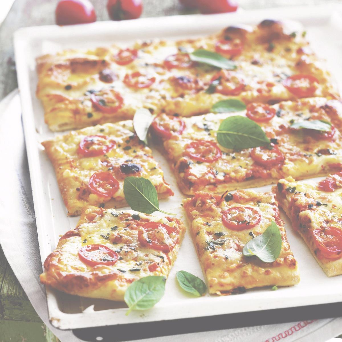 صورة بيتزا الجبن