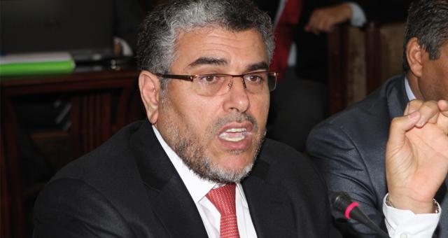 صورة مطالب نقابية للرميد بالتحقيق في اتهامات بتزوير انتخابات الأجراء