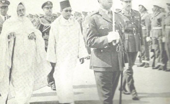 محمد السادس: «هذه أوجه تناقض نظامي الحكم الملكي في المغرب وجماهيرية القذافي»