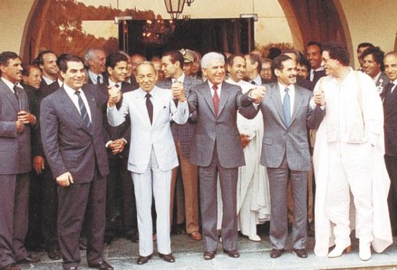 الملك محمد السادس ينقل تفاصيل التوجس  الجزائري من التقارب بين الحسن الثاني والقذافي