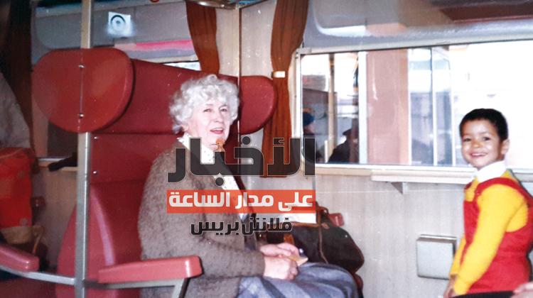 صورة حسن فرج: «غيثة أغلقت باب التواصل مع محيط  عبد الفتاح وهؤلاء أصدقاؤها الحقيقيون»