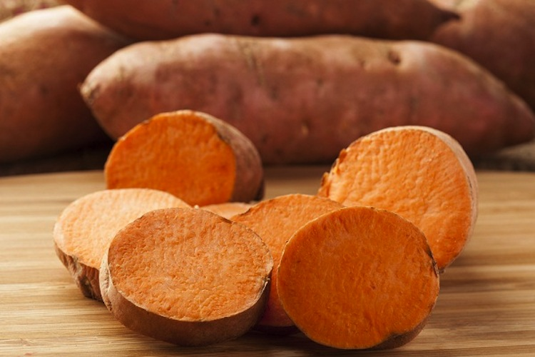أهمية البطاطس الحلوة لمرضى السكري