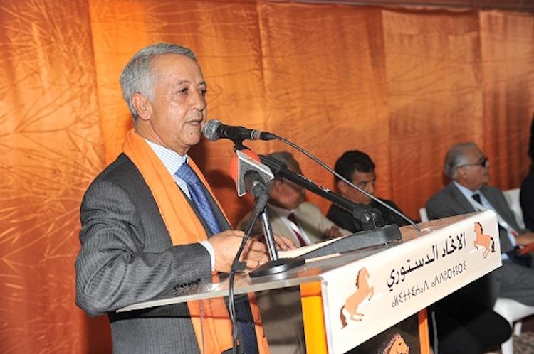 30 عضوا بالمجلس الوطني للاتحاد الدستوري يستقيلون من أجهزة الحزب في جهة فاس