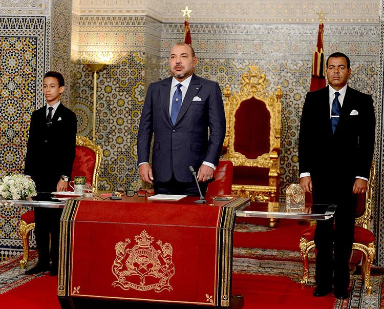 الملك يدعو المواطنين إلى التصويت في الانتخابات القادمة ويسطر معالم مرحلة «حاسمة» يقبل عليها المغرب