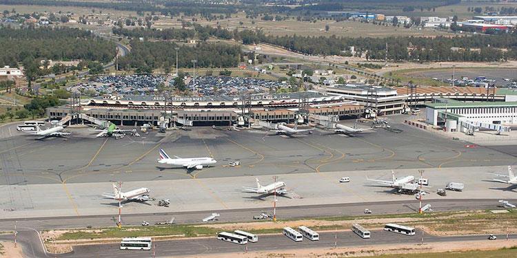 مطارات المملكة تعرف ارتفاعا في حركة النقل الجوي خلال شهر يوليوز الماضي