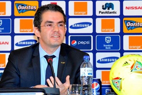 صورة ترشيح العمراني لجائزة أفضل القادة الرياضيين في العالم