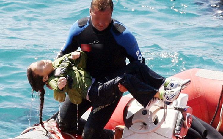 دفن جثمان شابتين قضتا غرقا بنهر في إيطاليا