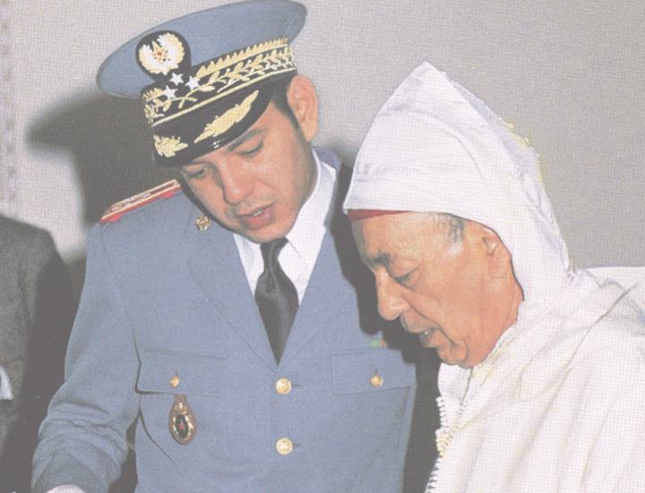 حينما تمكن الحسن الثاني من استدراج القذافي للاعتراف بالوحدة الترابية عبر خلق اتحاد بين المغرب وليبيا