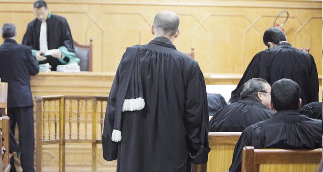 صورة الحكم بتسليم ابن مسؤول قضائي بطنجة إلى ذويه بعد اتهامه ضمن عصابة إجرامية