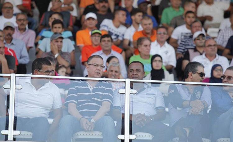 المباراة الودية للوداد وبركان تثير أزمة داخل الكرة المغربية