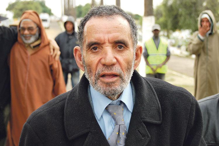 الممثل أحمد الصعري يدخل المستشفى بعد أزمة صحية مفاجئة