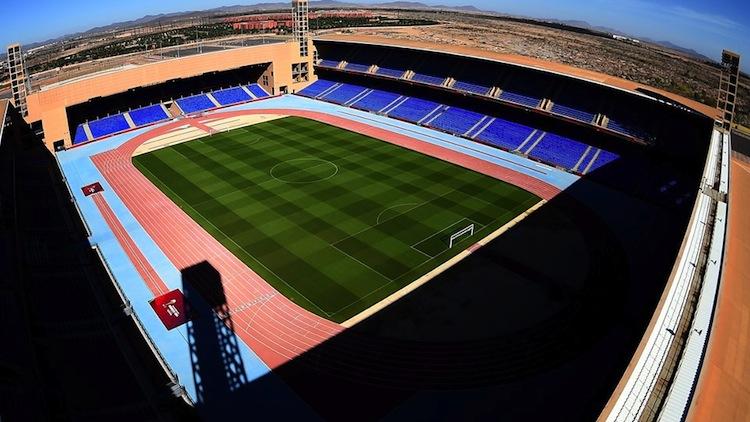ملعب مراكش «يحتضن» مباريات أولمبيك آسفي