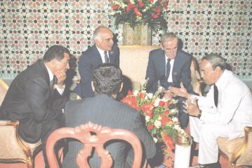 محمد السادس: «الاتحاد العربي الإفريقي كان خطوة انتقالية نحو الوحدة العربية»