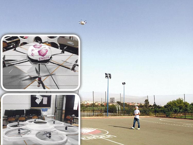 الأخبار تكشف أسرار أول طائرة «درون» مغربية بدون طيار