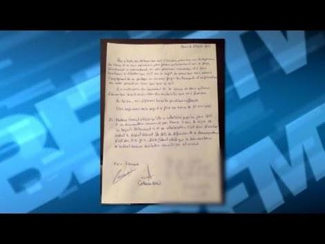 هذه هي الوثيقة التي تدين الصحافي لوران المتهم بابتزاز الملك محمد السادس