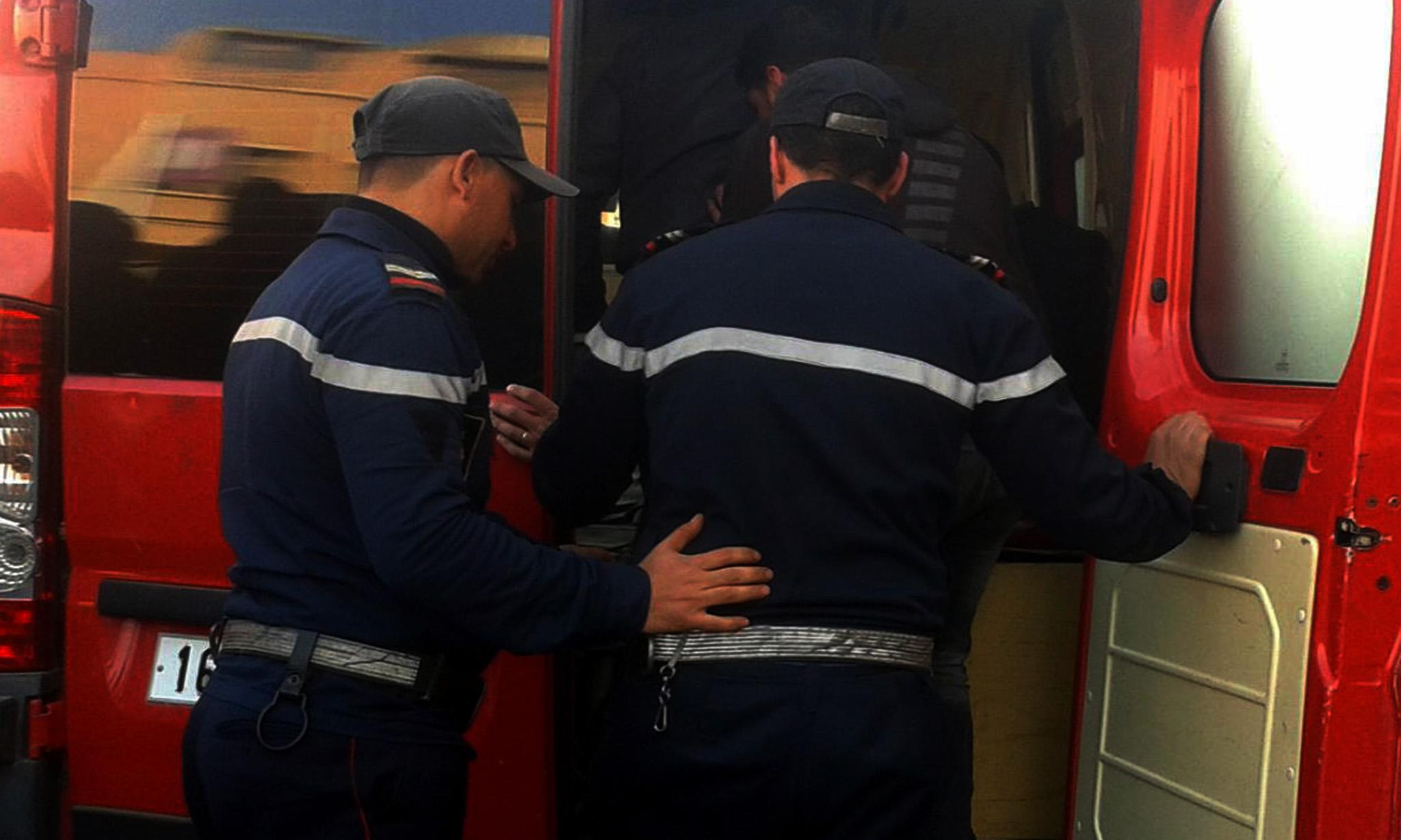 صورة شرطي يلقى مصرعه على يد تاجر مخدرات بمراكش