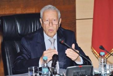 وزير التربية الوطنية رشيد بلمختار
