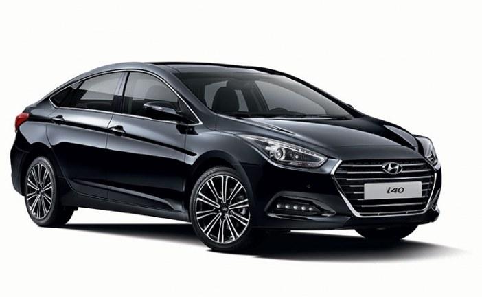 هيونداي المغرب تطلق  الطراز المعدل لسيارتها i40