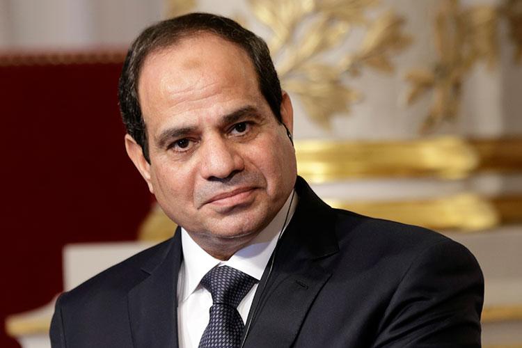 صورة استقالة الحكومة المصرية والسيسي يكلف وزير البترول يتشكيل حكومة جديدة