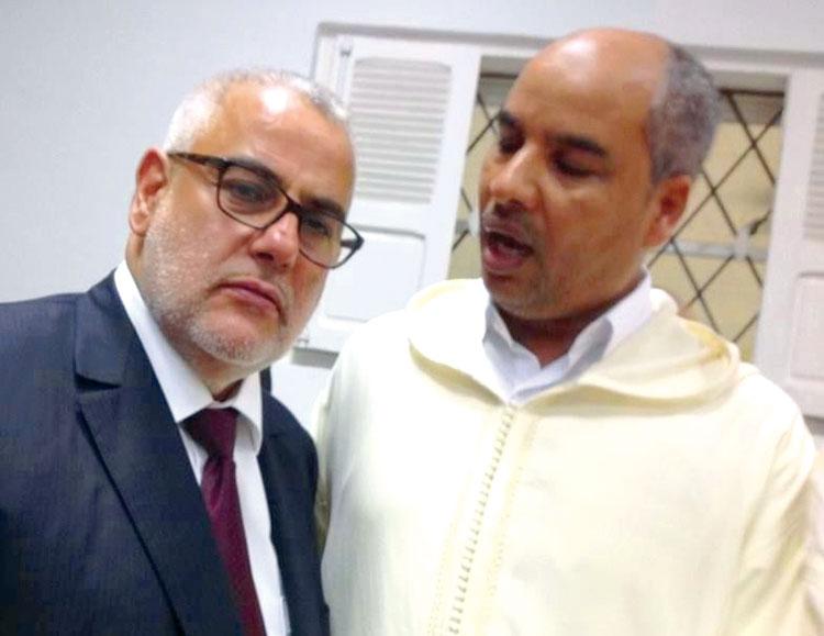 بنكيران منزعج والحزب في ورطة إحالة قضية «رشوة 70 مليونا» على قاضي التحقيق بآسفي