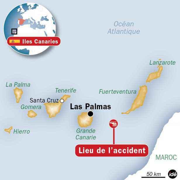 القوات الجوية الاسبانية تعلن نجاة طاقم المروحية المتحطمة فبالة سواحل الداخلة