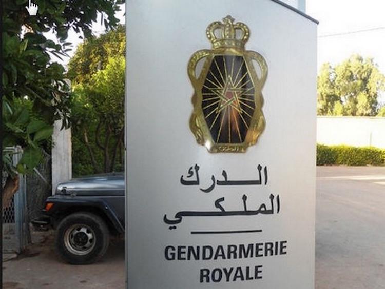 300 درهم تقود دركيا برتبة مساعد أول إلى سجن بني ملال
