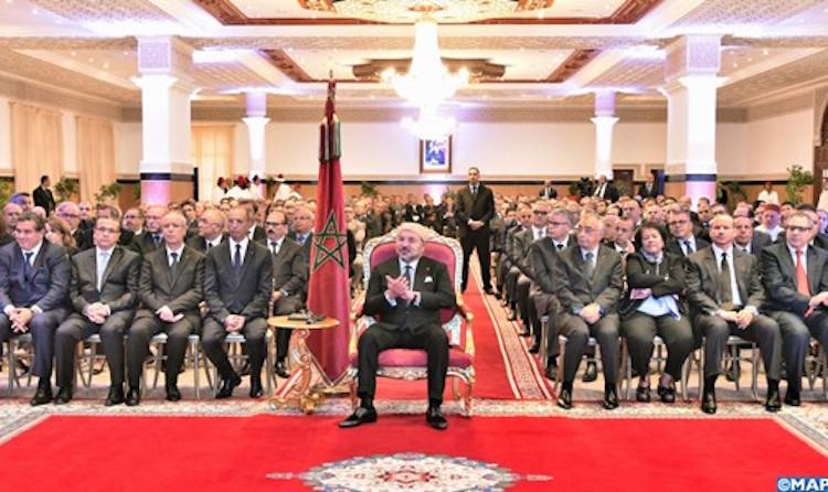"""الملك يشرف على إطلاق برنامج """"الحسيمة منارة المتوسط"""""""