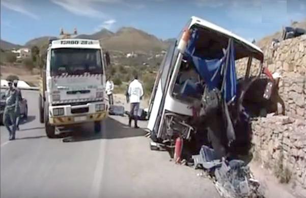 مصرع طبيبين من هيئة وجدة في حادثة سير بإقليم تاوريرت