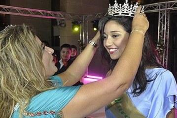 تتويج الطالبة الجامعية وصفي بلقب ملكة جمال المغرب لعام 2016