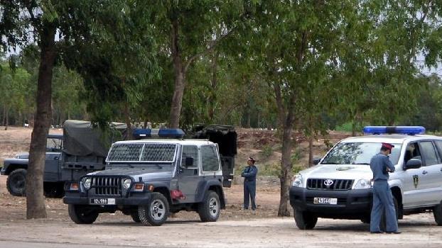 صورة الدرك يحبط محاولة اختطاف قاصر ويعتقل متهمين روعوا منطقة زعير
