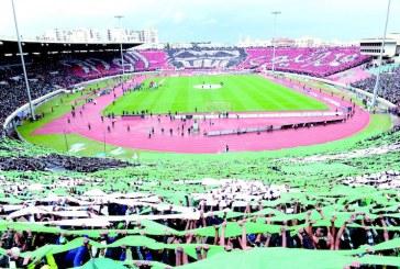 استنفار أمني بسبب مباراة الجيش والمغرب الفاسي