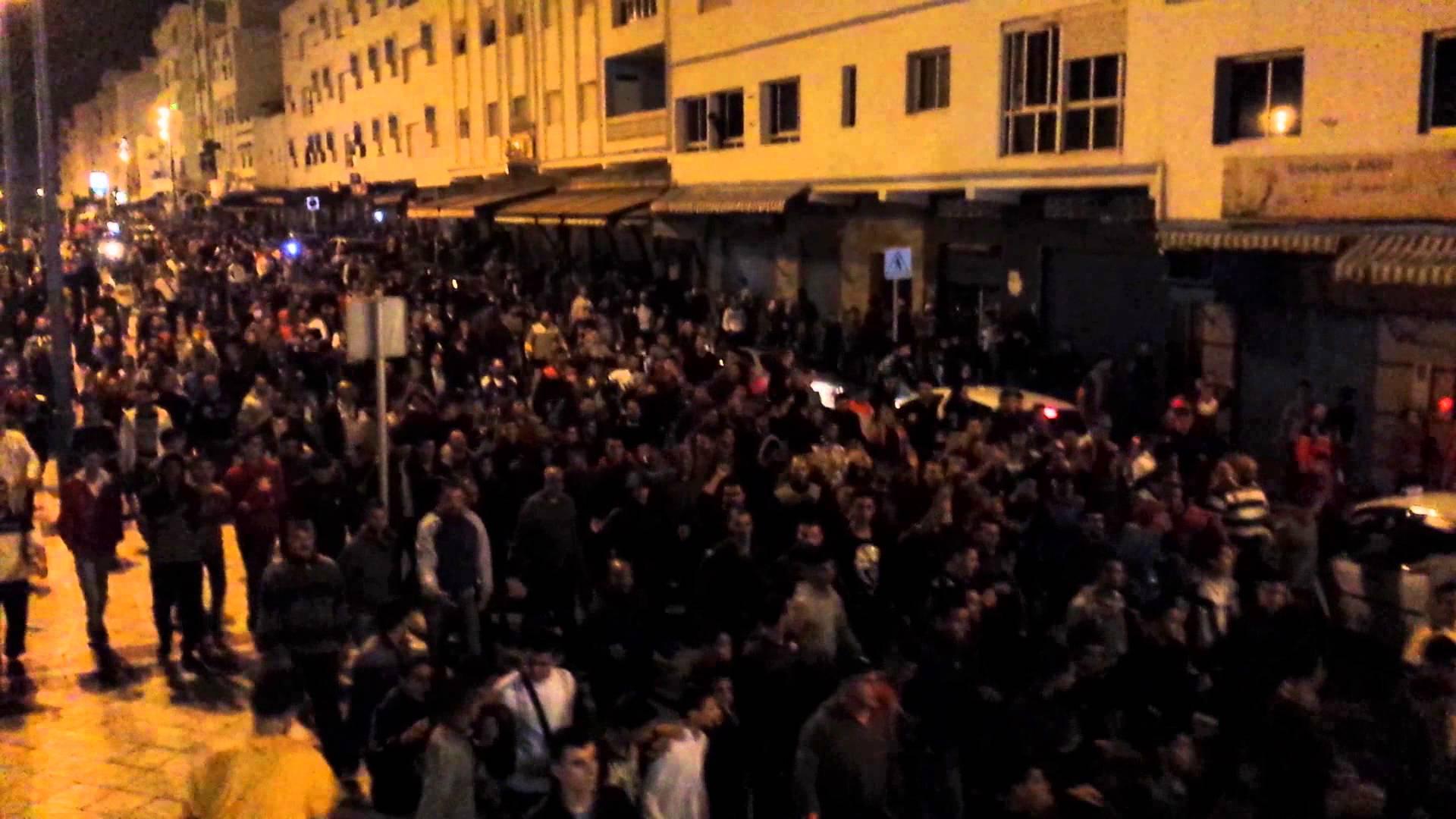 استياء بالفنيدق من مستشار لـ«البيجيدي» وصف المتظاهرين ضد «أمانديس» بالحمير