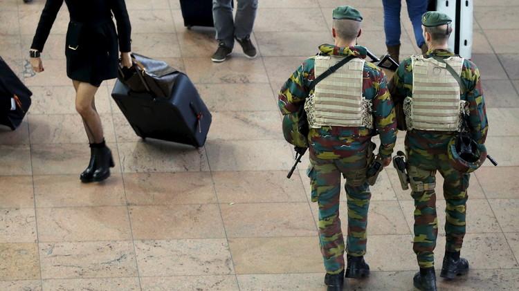 الخوف من هجمات إرهابية يدفع بلجيكا لتمديد حالة التأهب